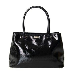 Kate Spade Patent Leather Tote  NWOT